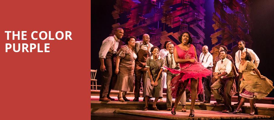 The Color Purple, Pantages Theater Hollywood, Los Angeles
