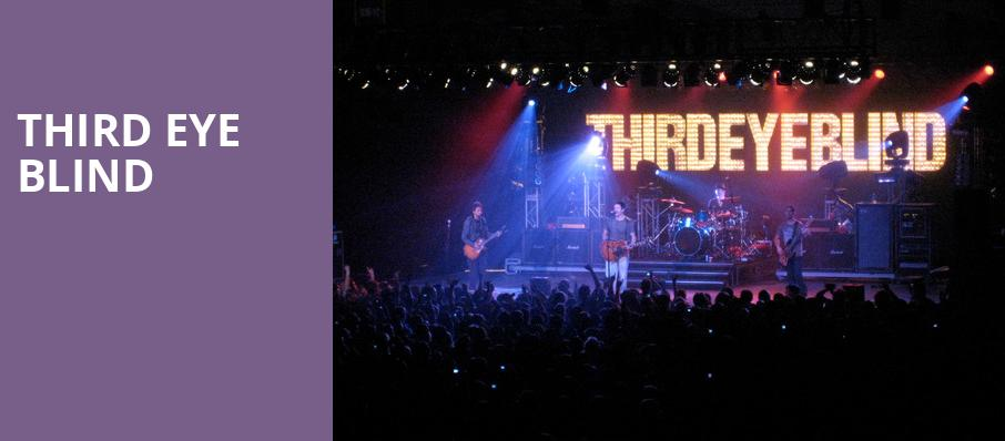 Third Eye Blind, Pechanga Entertainment Center, Los Angeles