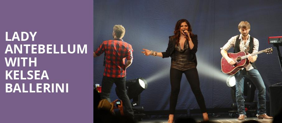 Lady Antebellum with Kelsea Ballerini, Hollywood Bowl, Los Angeles
