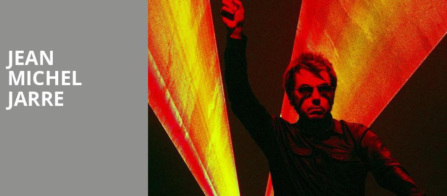 Jean Michel Jarre, Microsoft Theater, Los Angeles