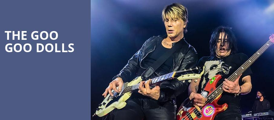 The Goo Goo Dolls, Hollywood Palladium, Los Angeles