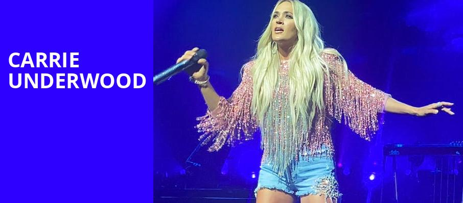 Carrie Underwood, Staples Center, Los Angeles