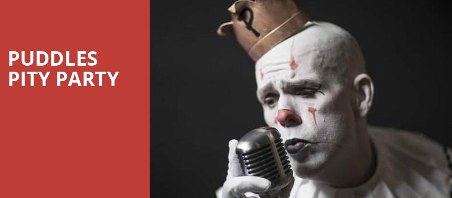 Puddles Pity Party, Club Nokia, Los Angeles