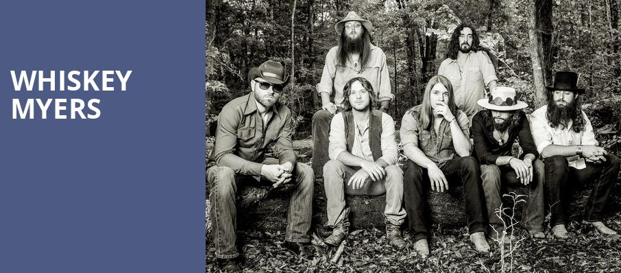 Whiskey Myers, House of Blues, Los Angeles