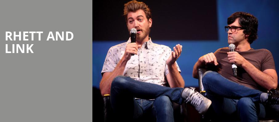 Rhett and Link, The Wiltern, Los Angeles