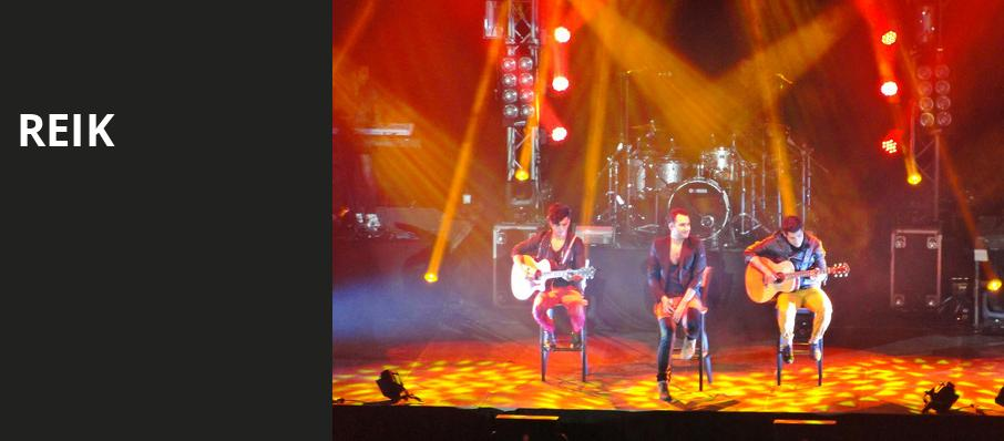 Reik, Dolby Theatre, Los Angeles
