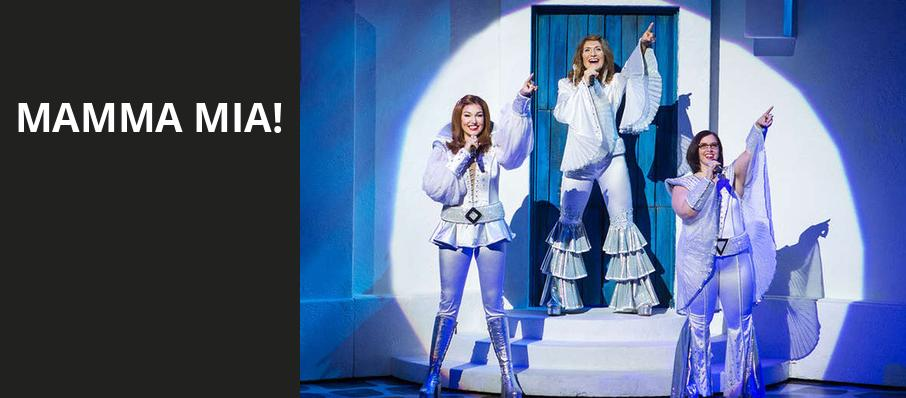 Mamma Mia, Fred Kavli Theatre, Los Angeles