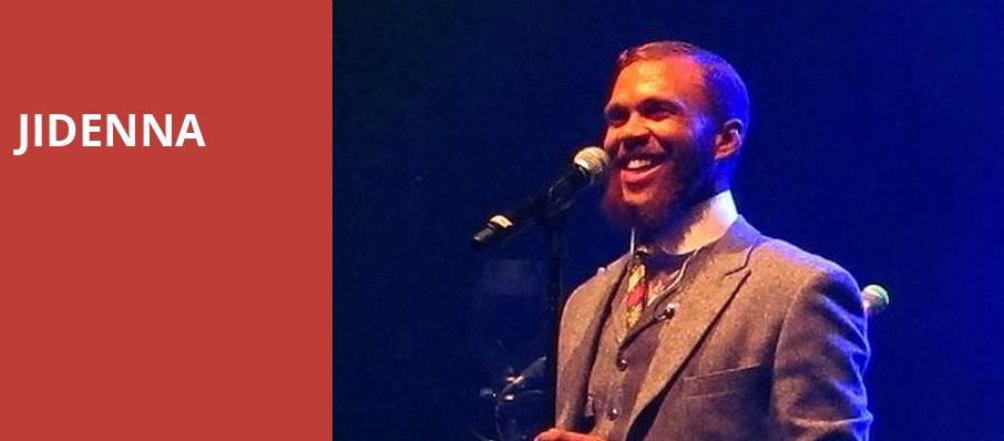 Jidenna, House of Blues, Los Angeles