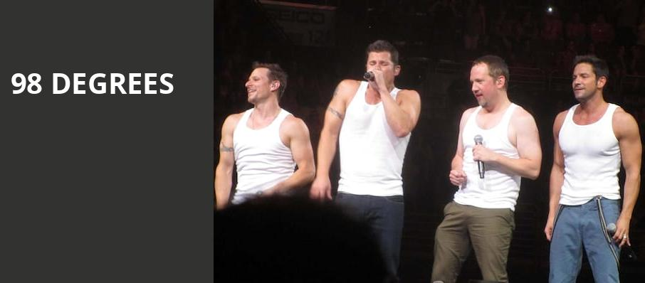 98 Degrees, Fred Kavli Theatre, Los Angeles