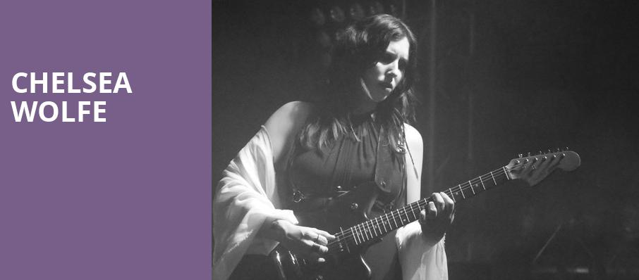 Chelsea Wolfe, Palace Theatre Los Angeles, Los Angeles