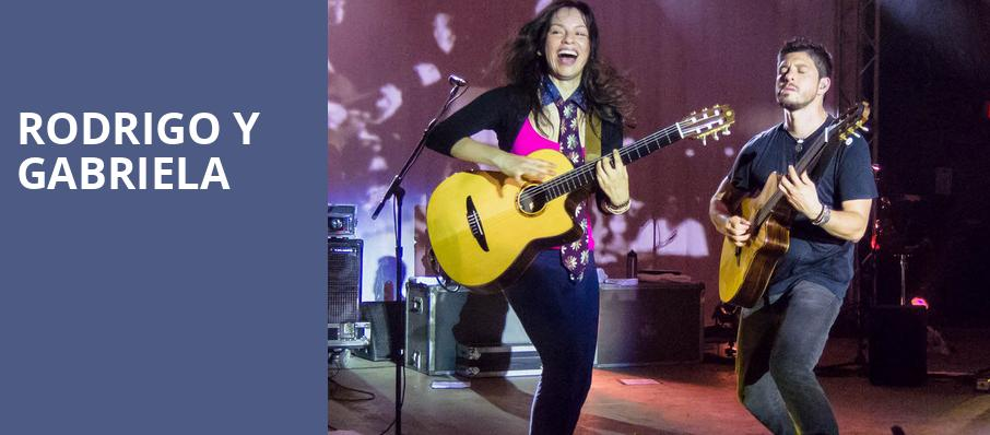 Rodrigo Y Gabriela, Greek Theater, Los Angeles