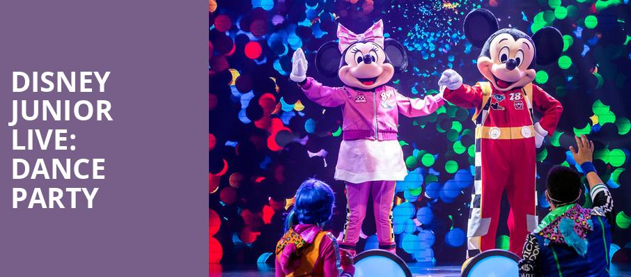 Disney Junior Live Dance Party, Fox Performing Arts Center, Los Angeles