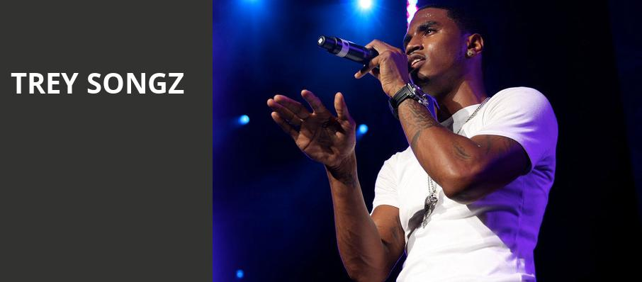 Trey Songz, Club Nokia, Los Angeles