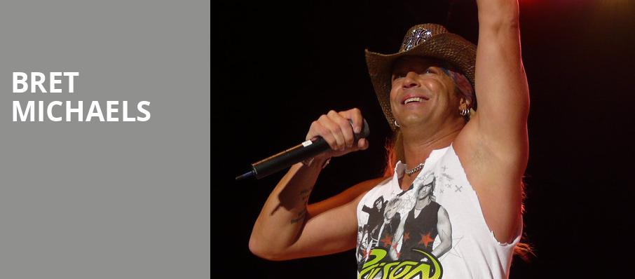 Bret Michaels, Pechanga Entertainment Center, Los Angeles