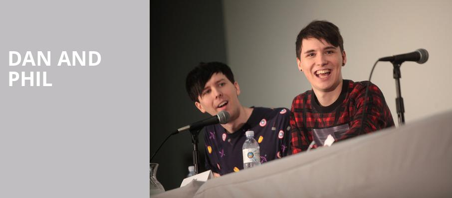 Dan and Phil, Microsoft Theater, Los Angeles