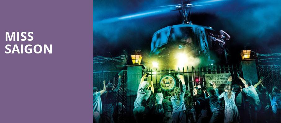 Miss Saigon, Venue To Be Announced, Los Angeles