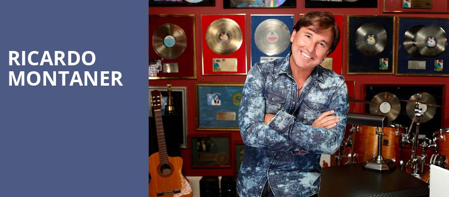 Ricardo Montaner, Dolby Theatre, Los Angeles