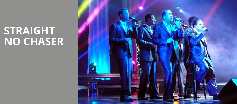 Straight No Chaser, Fred Kavli Theatre, Los Angeles