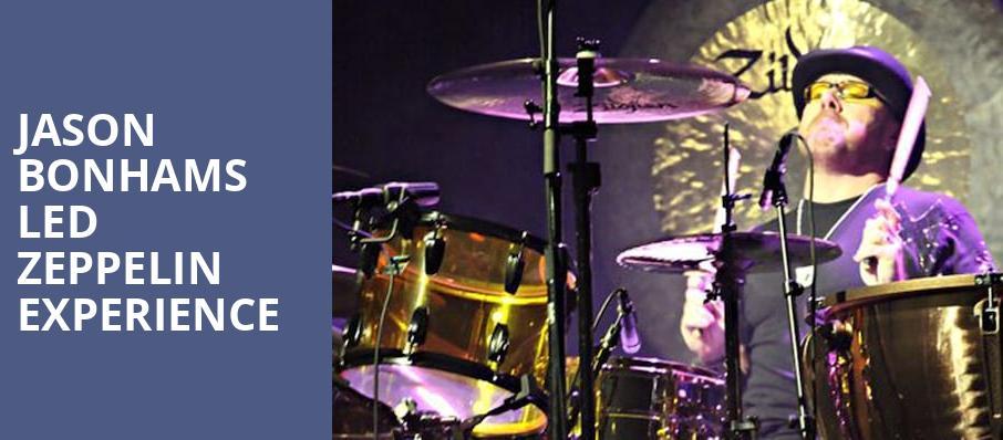 Jason Bonhams Led Zeppelin Experience, Greek Theater, Los Angeles
