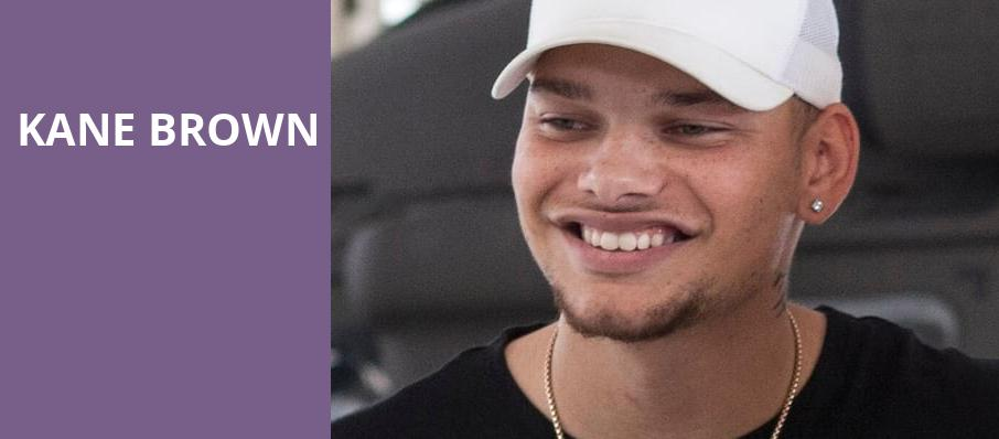 Kane Brown, Staples Center, Los Angeles