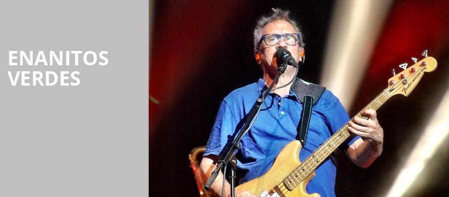 Enanitos Verdes, Hollywood Bowl, Los Angeles