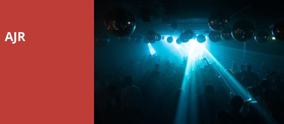 AJR, Hollywood Palladium, Los Angeles