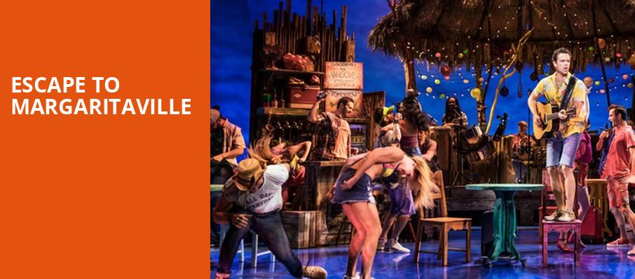Escape To Margaritaville, Dolby Theatre, Los Angeles