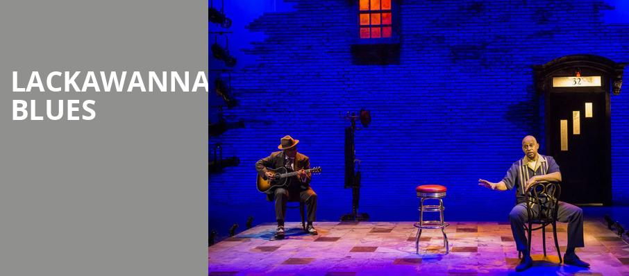 Lackawanna Blues, Mark Taper Forum, Los Angeles