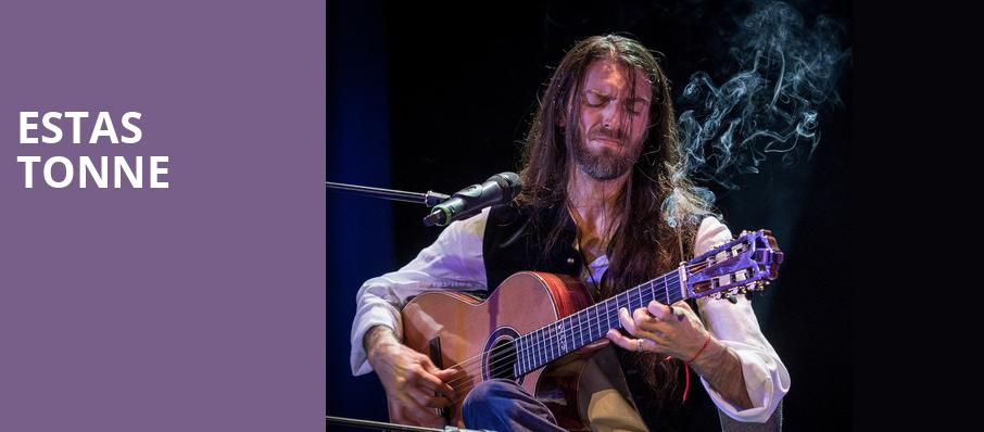 Estas Tonne, Fred Kavli Theatre, Los Angeles