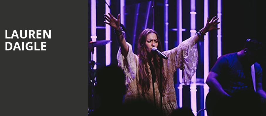 Lauren Daigle, Greek Theater, Los Angeles