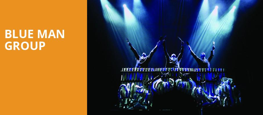 Blue Man Group, Fox Performing Arts Center, Los Angeles