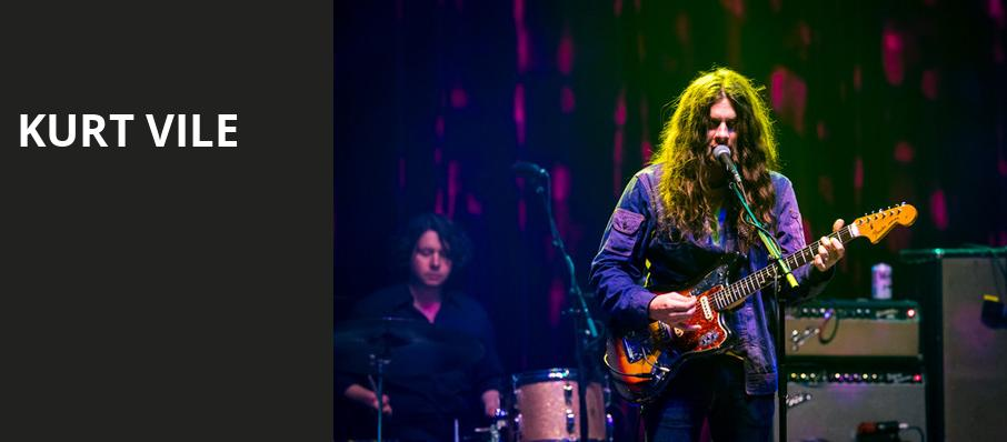 Kurt Vile, The Theatre at Ace, Los Angeles