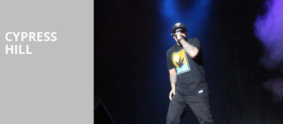 Cypress Hill, The Wiltern, Los Angeles