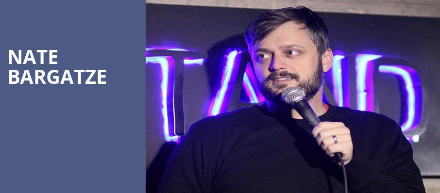Nate Bargatze, The Theatre at Ace, Los Angeles