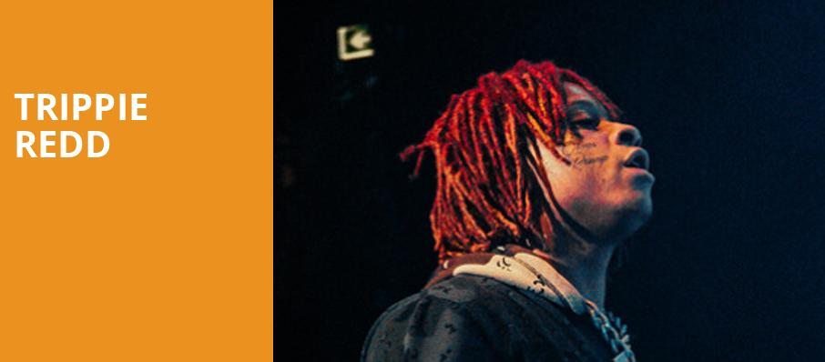 Trippie Redd, House of Blues, Los Angeles