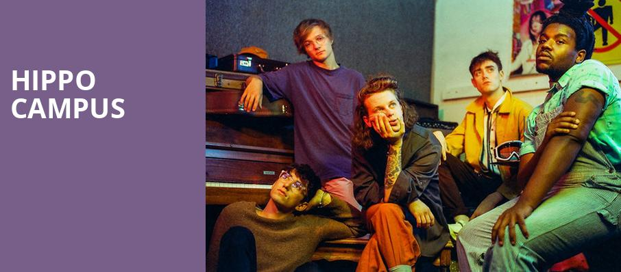 Hippo Campus, Galaxy Theater, Los Angeles