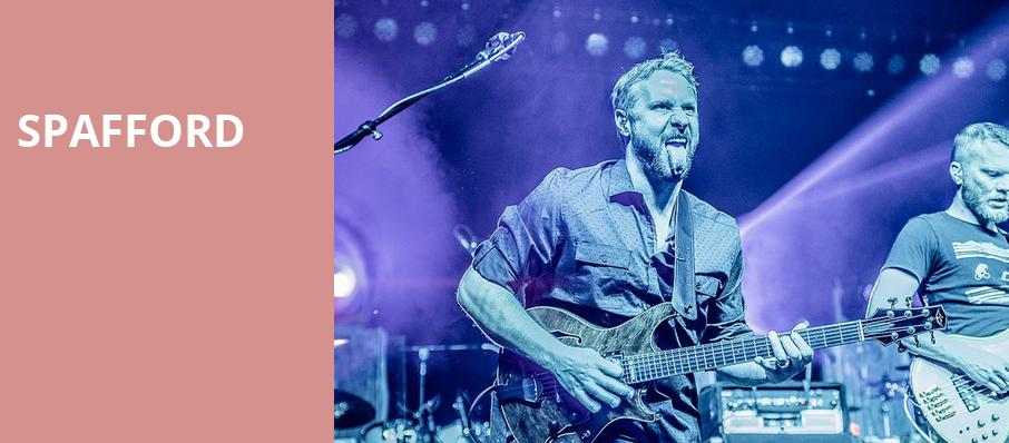 Spafford, Roxy Theatre, Los Angeles