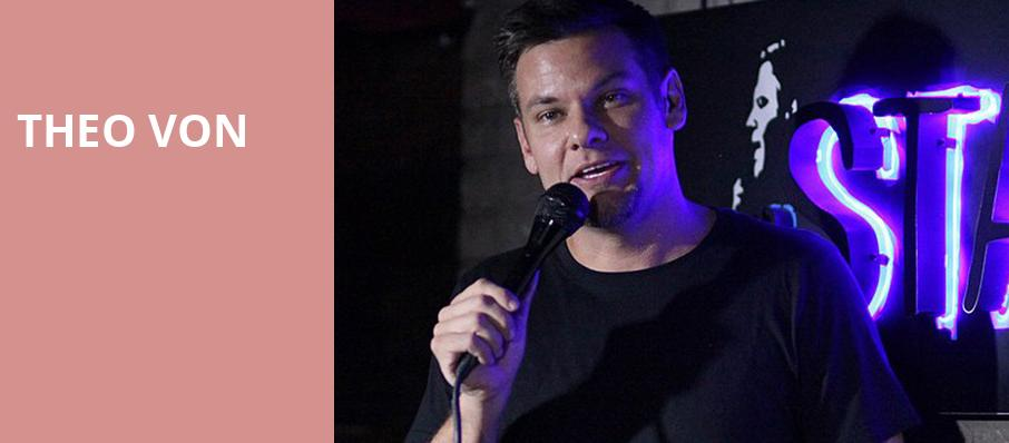 Theo Von, Improv Comedy Club, Los Angeles