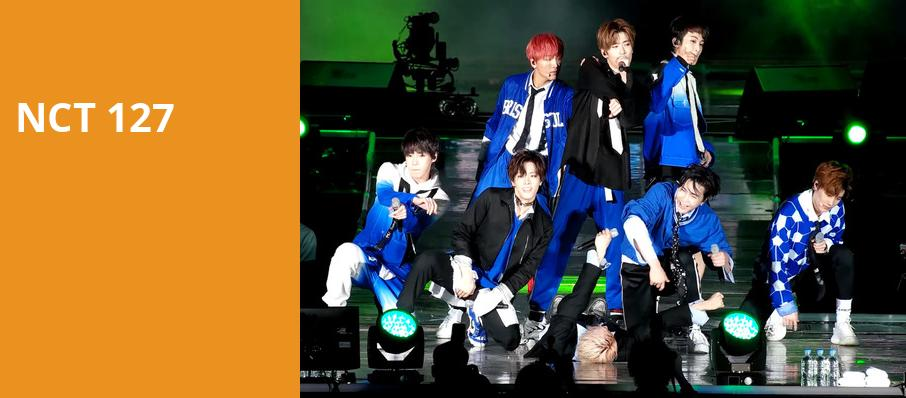 NCT 127, The Forum, Los Angeles