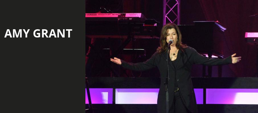 Amy Grant, Saban Theater, Los Angeles