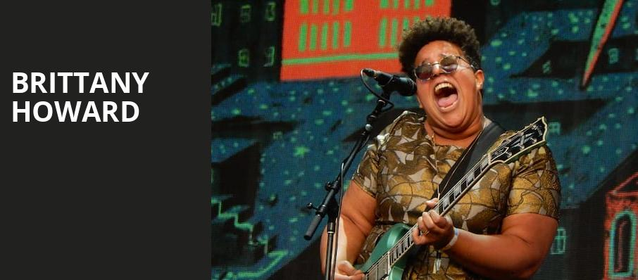 Brittany Howard, House of Blues, Los Angeles