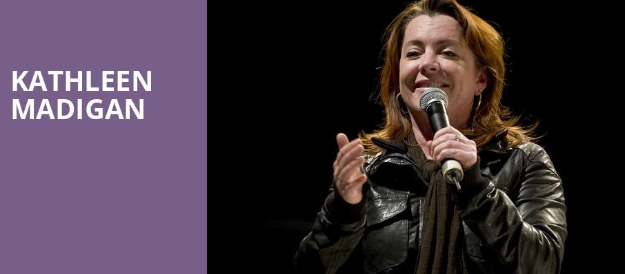 Kathleen Madigan, Fox Performing Arts Center, Los Angeles