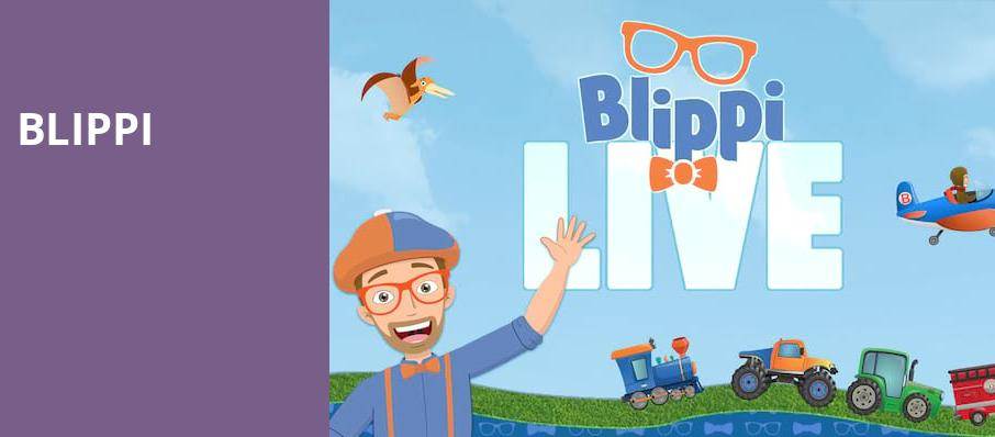 Blippi, Fox Performing Arts Center, Los Angeles