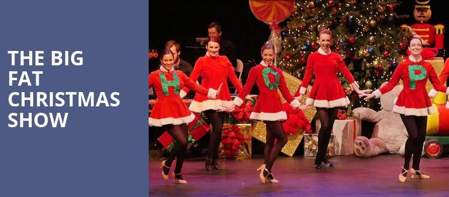 The Big Fat Christmas Show, Ricardo Montalban Theatre, Los Angeles