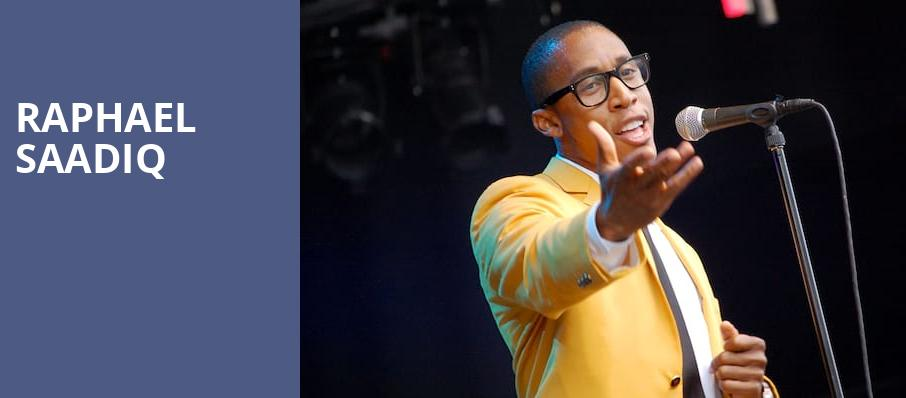 Raphael Saadiq, The Wiltern, Los Angeles