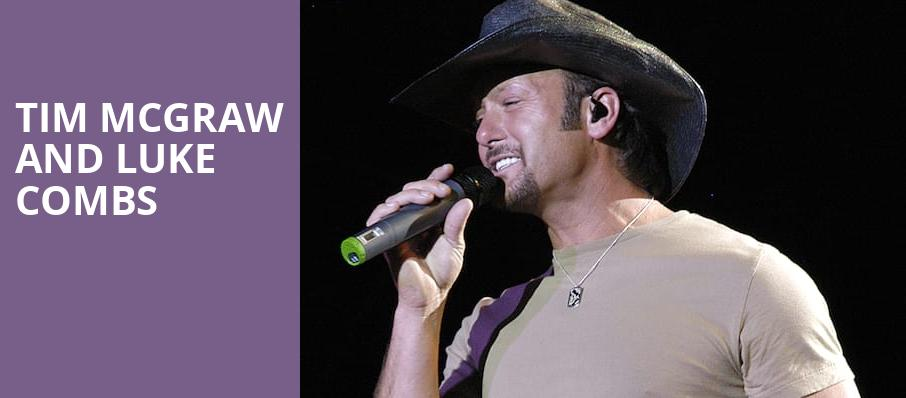 Tim McGraw and Luke Combs, SoFi Stadium, Los Angeles