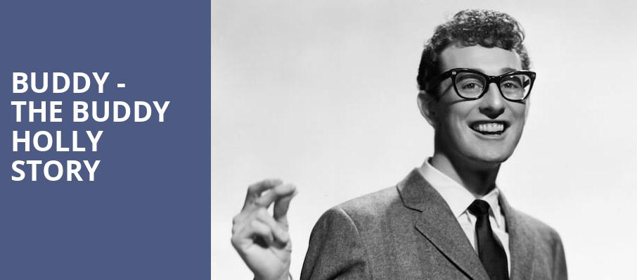 Buddy The Buddy Holly Story, Fox Performing Arts Center, Los Angeles