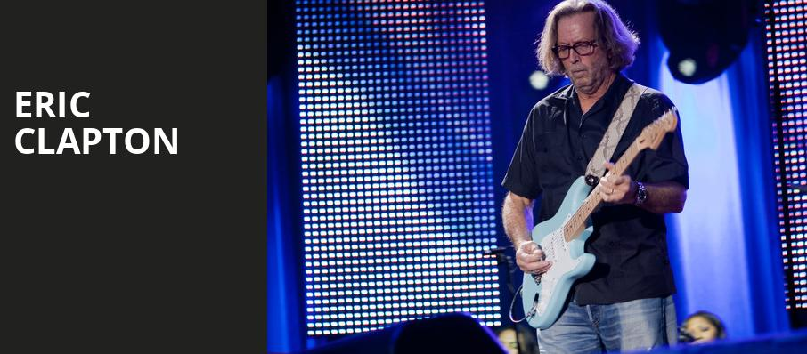Eric Clapton, The Forum, Los Angeles