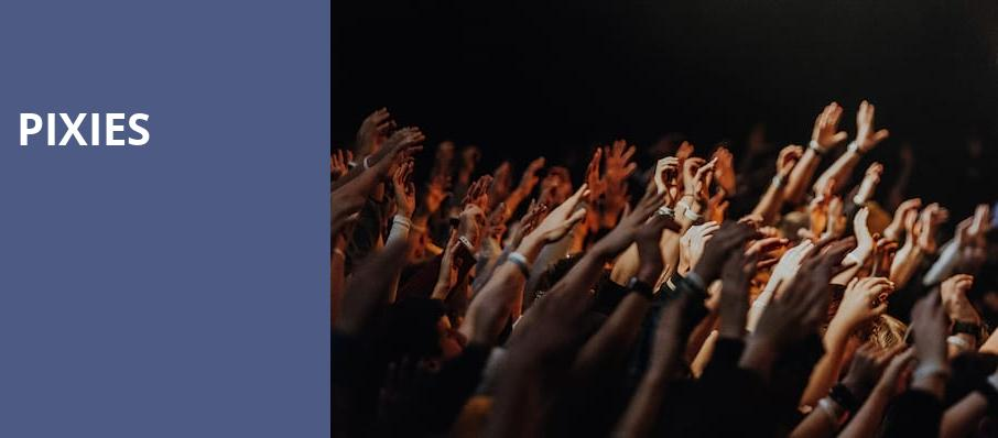 Pixies, House of Blues, Los Angeles