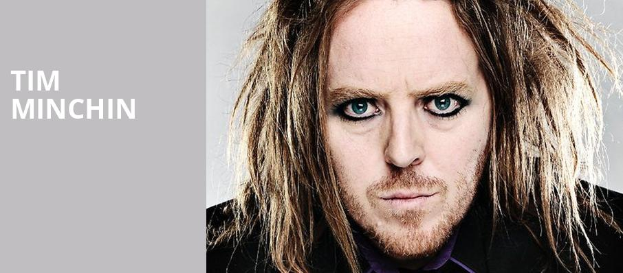 Tim Minchin, The Wiltern, Los Angeles